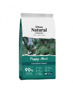 DIBAQ NATURAL MOMENTS PUPPY MAXI