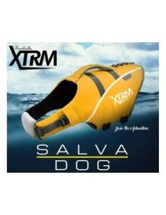 SALVAVIDAS SALVADOG PARA PERROS FERRIBIELLA - Color: Amarillo - Talla: M