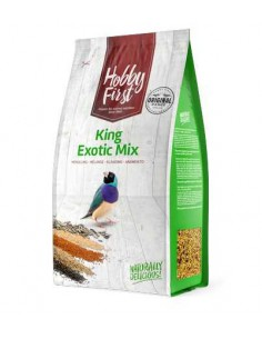 HOBBY FIRST KING EXOTIC MIX EXÓTICOS - 1 KG