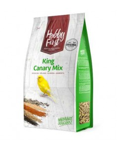 HOBBY FIRST KING CANARY MIX CANARIOS - 1 KG