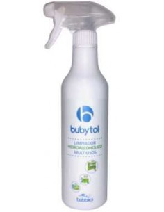 GEL HIDROALCOHOLICO BUBYTOL BUBBLES - 500 ML - Tamaño: 500 ml