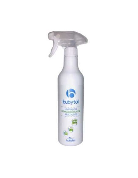 GEL HIDROALCOHOLICO BUBYTOL BUBBLES - 500 ML