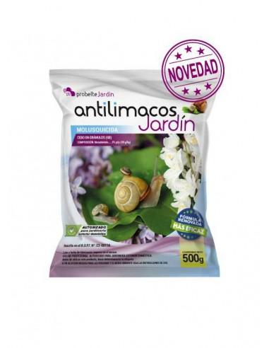 ANTILIMACOS MOLUSQUICIDA JARDÍN PROBELTE - 500 GR - Tamaño: 500 gr