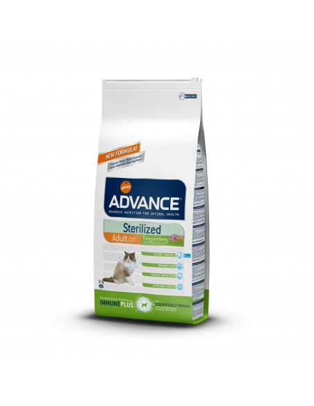 AFFINITY ADVANCE STERILIZED PAVO Y CEBADA