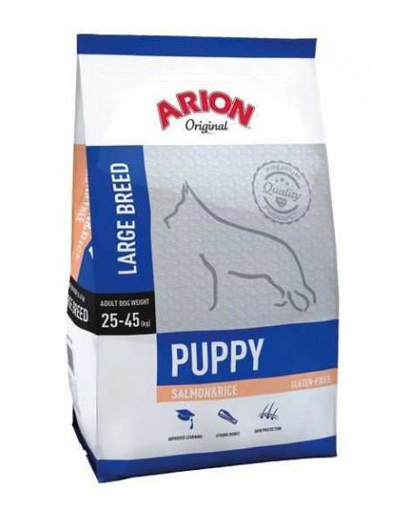 ARION ORIGINAL PUPPY LARGE SALMON & RICE - TAMAÑO: 3 KG