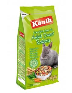 KONIK ADULT DWARF RABBITS - TAMAÑO: 800 GR
