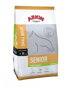 ORIGINAL SMALL SENIOR CHICKEN & RICE TAMAÑO 7,5 KG