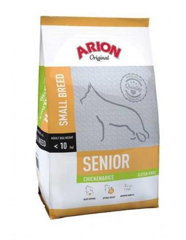 ARION ORIGINAL SMALL SENIOR CHICKEN & RICE - TAMAÑO: 3 KG