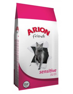 FRIENDS CAT SENSITIVE LAMB & RICE TAMAÑO 3 KG
