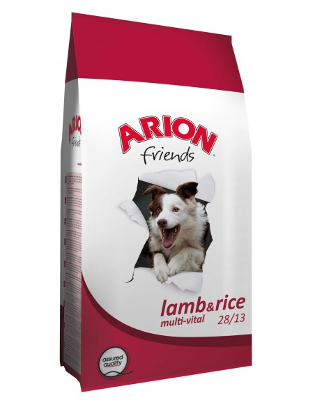 ARION FRIENDS MULTIVITAL LAMB & RICE 28/13