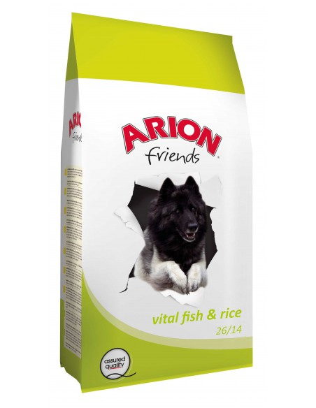 ARION FRIENDS VITAL FISH&RICE 26/14