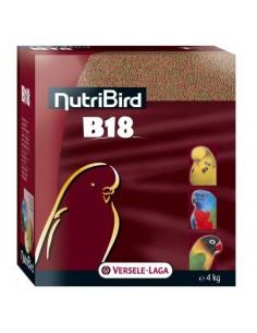 NUTRIBIRD PERIQUITOS B18 TAMAÑO 4 KG