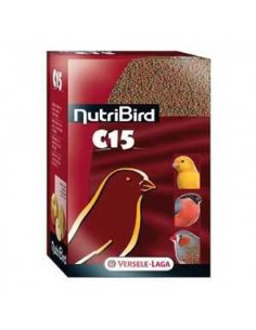 NUTRIBIRD CANARIO C15 TAMAÑO 5 KG