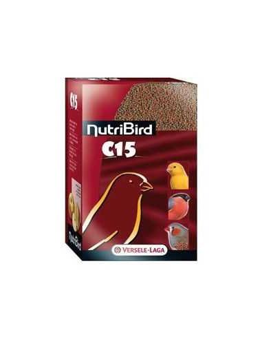 NUTRIBIRD CANARIO C15 MANTENIMIENTO - TAMAÑO: 1 KG