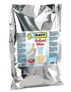 RAFF HOLLAND WHITE - TAMAÑO: 4 KG