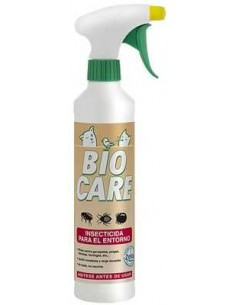 BIO CARE INSECTICIDA - 500 ML TAMAÑO 500 ML
