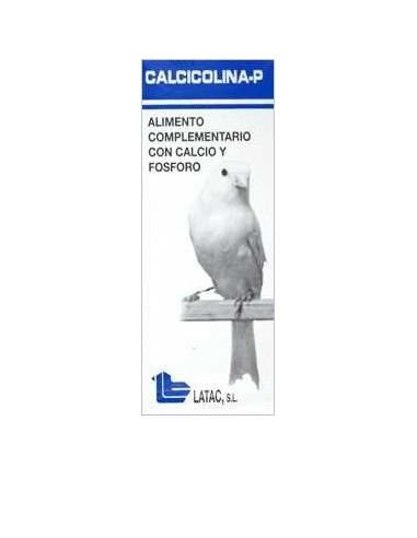 CALCICOLINA-P - TAMAÑO: 50 ML