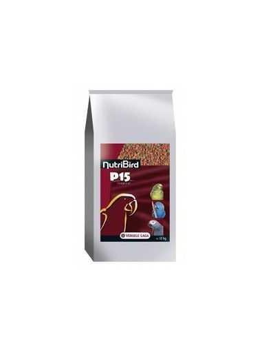 NUTRIBIRD LOROS P15 TROPICAL - TAMAÑO: 1 KG